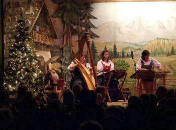 Adbentmusik  Tiroler Alpenbühne
