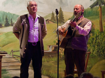 Adventmusik Tiroler Alpenbühne