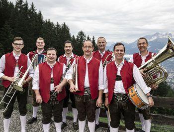 Die Nordtiroler - Inntalermusik aus Leidenschaft am 11.07.