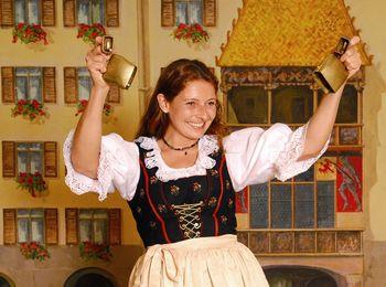 Glocken Claudia - Schellenspiel