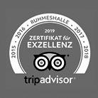 Zertifikat Tripadvisor Tiroler Abend Innsbruck