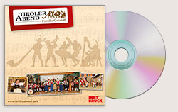 CD Tiroler Abend mit der Familie Gundolf à 12 €