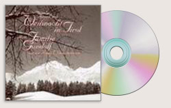 CD Musica di Natale con la famiglia Gundolf per 12 €